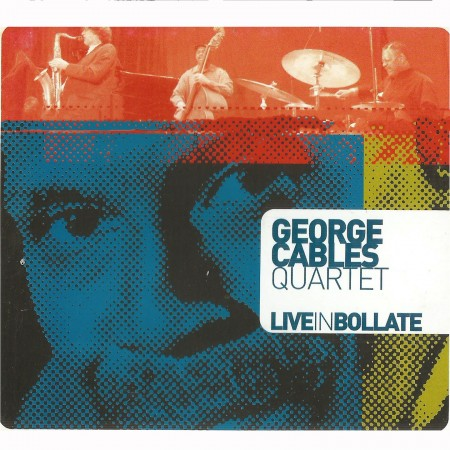 George Cables Quartet1